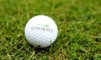 Golf-Platzreife nach DGV-Richtlinien mit Golflehrer für 1 oder 2 Personen bei GolfCity Pulheim (bis zu 60% sparen*)