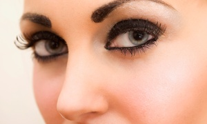 Misty Scheib at Salon Z: Permanent Makeup for Upper and Lower Eyes or Lips at Salon Z (Up to 70% Off)
