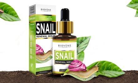 One or Two Biovene 30ml Snail Serums