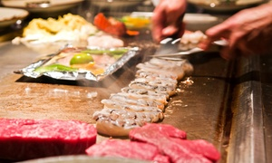 Ichiban Japanese Bistro & Steak House: Japanese Hibachi Grill Fare and Sushi at Ichiban Japanese Bistro & Steak House (Up to 40% Off)