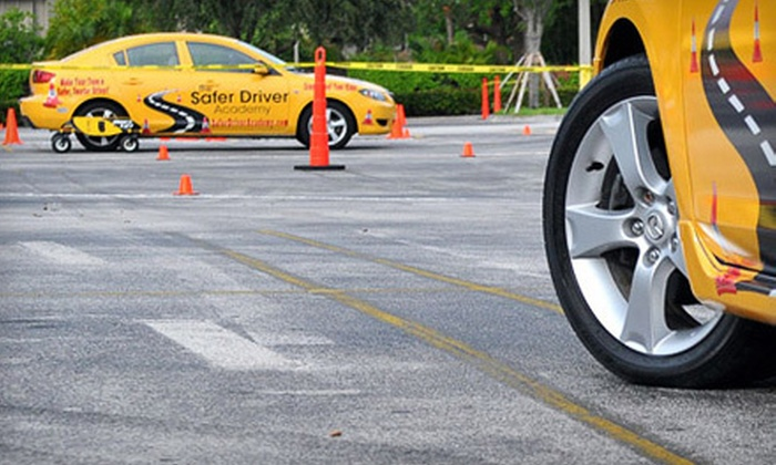 The Safer Driver Academy - University Park: $100 for a 4.5-Hour Defensive Driving Course at The Safer Driver Academy ($199.99 Value)
