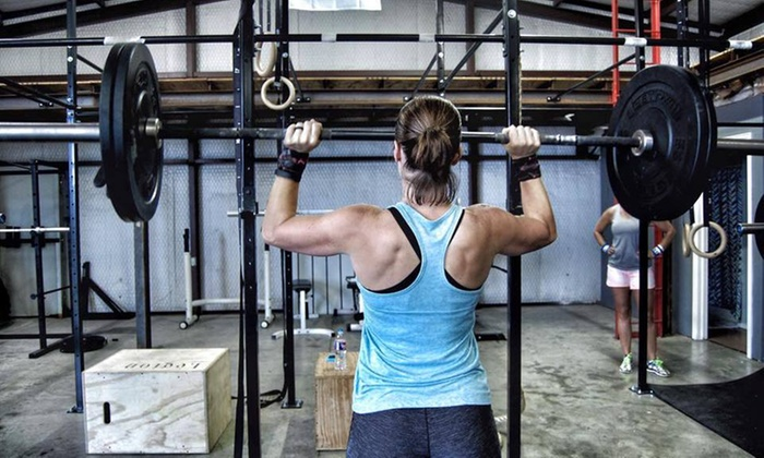 Buffalo Creek Crossfit - Waxahachie: Two-Week Diet and Exercise Program at Buffalo Creek CrossFit (65% Off)