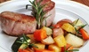 Black Tie Optional - Precious Memories: 60-Minute Cooking Class with Chef Peter Buck for 2, 4, or 10 from Black Tie Optional (Up to 52% Off)