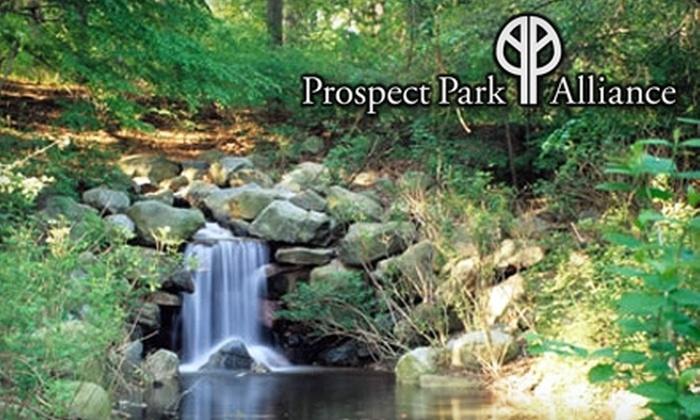 Prospect Park Alliance - Park Slope: $49 for Supporter-Level Membership ($100 Value) or $17 for Friend-Level Membership ($35 Value) to Prospect Park Alliance