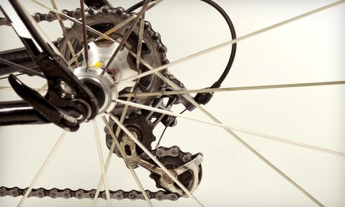 Dan's Bike Shop - Berwyn: $45 for Complete Bicycle Tune-Up at Dan's Bike Shop in Berwyn ($90 Value)