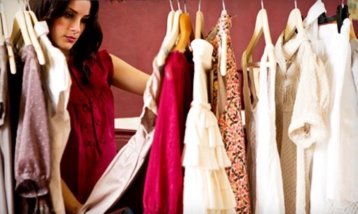 Frenzy Boutique - Spring Valley: $35 for $75 Worth of Women's Clothing and Accessories at Frenzy Boutique