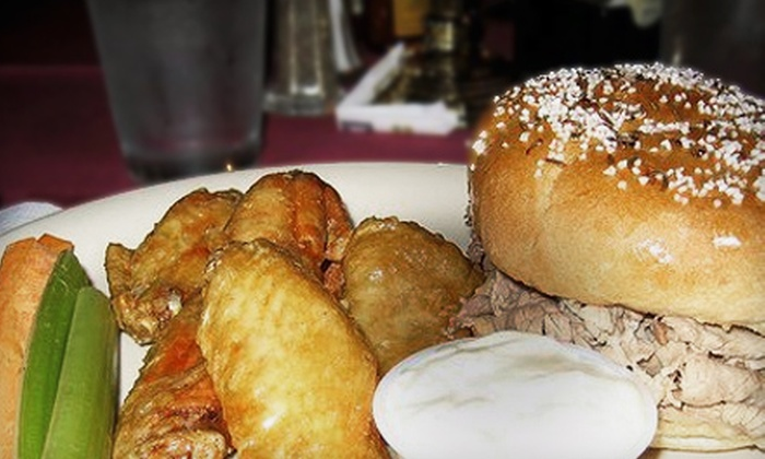 Wagner's Restaurant - Lockport: $7 for $15 Worth of Sandwiches, Steak, and Seafood at Wagner's Restaurant in Lockport