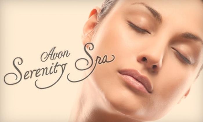 Avon Serenity Spa - Avon Lake: $60 for a Beautiful Image Facial Treatment at Avon Serenity Spa ($125 Value)