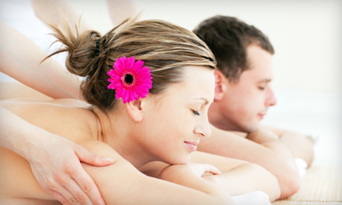 The Network Wellness Spa - Downtown: $125 for Facials, Massages, Champagne, and Lunch for Two at The Network Wellness Spa in Oakland ($330 Value)