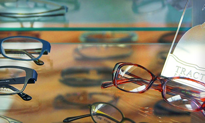 Gainesville Opticians - Hazel Heights: $50 for $200 Worth of Prescription Eyewear and Sunglasses at Gainesville Opticians