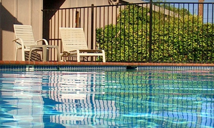 Pool Joe - Los Angeles: Pool and Spa Services from Pool Joe. Three Options Available.