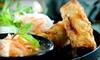 Soo Raa Thai-American Chic Restaurant - Toluca Lake: $10 for $20 Worth of Thai Food, American Fare, and Drinks at Soo Raa Thai-American Chic Restaurant in Toluca Lake