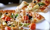 $10 for Pizza at Casa Del Sole Pizza in Aspinwall