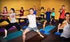 Evansville Power Yoga - University South: Five Power-Yoga Classes, Introductory Lesson for Two, or One Month of Classes at Evansville Power Yoga (Up to 60% Off)