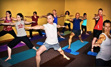 5 Drop-In Yoga Classes - Evansville Power Yoga in Evansville