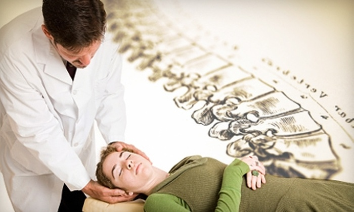 Spinal Care of St Louis - Fenton: $45 for Chiropractic Exam & Adjustment and Swedish or Deep-Tissue Massage at Spinal Care of St Louis in Fenton ($300 Value)