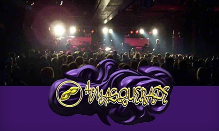 The Masquerade - Atlanta: Ticket to Almost Kings or a Ticket to Endless Summer Music Fest Plus a Barbecue Plate at The Masquerade. Choose Between Two Options.