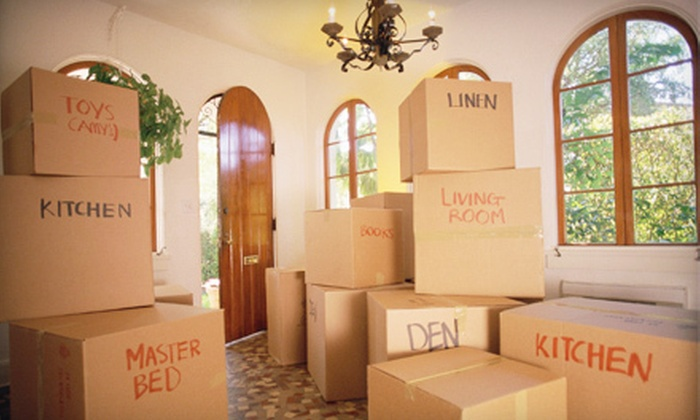 Johnson Moving & Storage Services - Niagara On The Lake: One, Two, or Three Hours of Moving Services with Johnson Moving & Storage Services (Up to 64% Off)