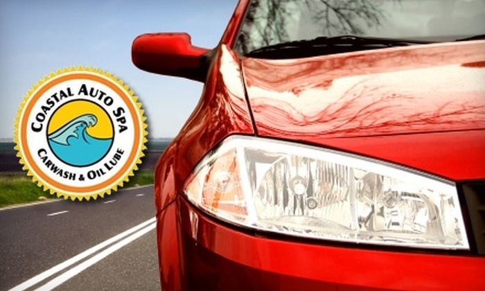 Coastal Auto Spa - Ruskin Community Developement Foundation: $19 for Two Islander Car Washes at Coastal Auto Spa ($39.98 Value)
