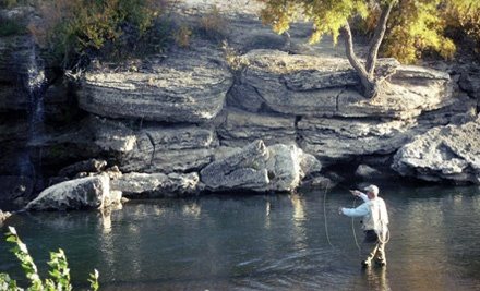 6-Hour Guided Fly-Fishing Tour for 2 (a $300 value) - Fagan's Guided Fly Fishing in Red River
