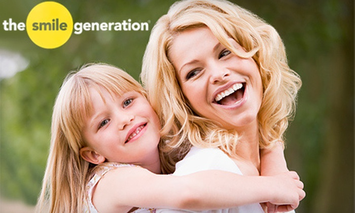 Smile Generation - San Juan Capistrano: $27 for Cleaning, Exam, and X-rays, Plus Up to $200 Off Services at Smile Generation (Up to $290 Value). 17 Locations Available.