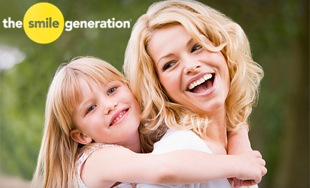 Smile Generation - Smile Generation in