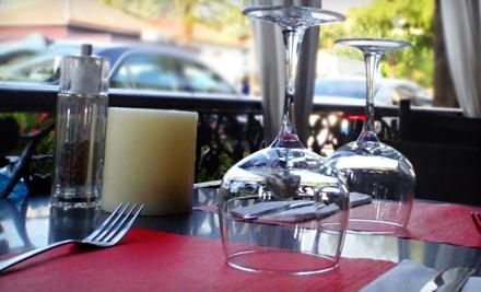 Saint Tropez Bistro: $30 Groupon for Lunch - St. Tropez Bistro in Fort Lauderdale