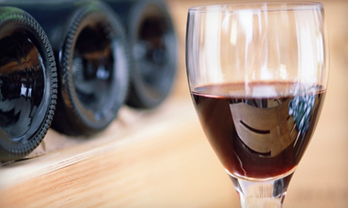 Black Prince Winery - Picton: $49 for Wine Tasting for Two and $25 Voucher Toward Wine and Merchandise at Black Prince Winery in Picton ($125 Value)