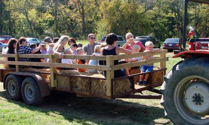 Shuckles Corn Maze - Greenbrier: $22 for Admission for Two and $15 in Shuckle Bucks at Shuckles Corn Maze ($41 Value)