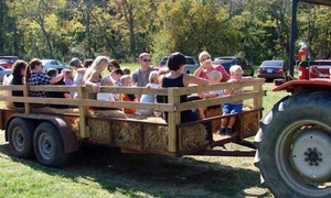 Shuckles Corn Maze: $22 for Admission for Two and $15 in Shuckle Bucks at Shuckles Corn Maze ($41 Value)