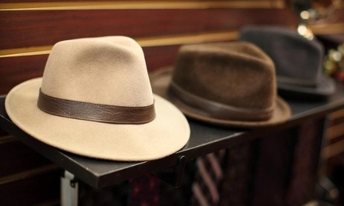 Wild About Harry - Independence: $20 for $40 Worth of Men's Accessories and Furnishings at Wild About Harry in Independence
