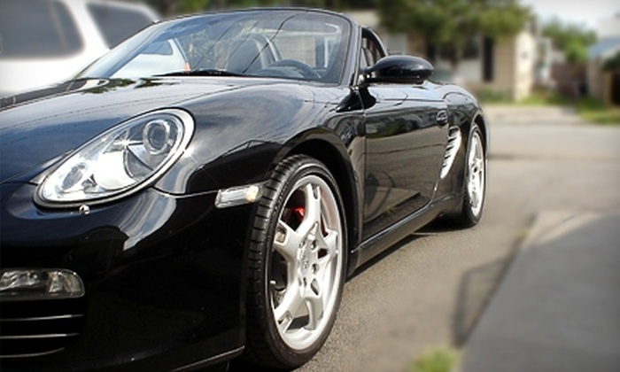 Sunshine Auto Detailing and Cleaning - Cranston: $47 for a Full Exterior Detail at Sunshine Auto Detailing and Cleaning in Cranston (Up to $95 Value)