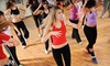 The Vertitude - Canoga Park: Four or Eight Zumba, Salsa, or Pilates Mat Classes at The Vertitude in Canoga Park (Up to 63% Off)