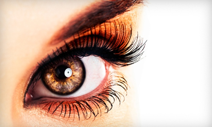Arvada Skin Salon & Electrology - Alta Vista Area: Partial or Full Set of NovaLash Eyelash Extensions at Arvada Skin Salon & Electrology (Up to 64% Off)