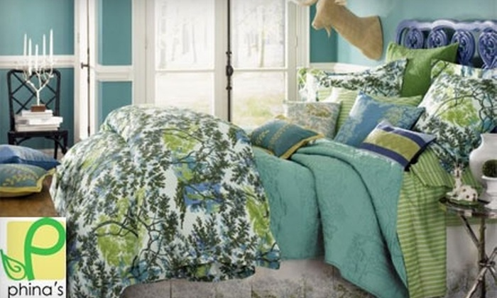 Phina's for The Home - Sharp Leadenhall: $15 For $40 Worth of Home Décor Products at Phina's for the Home