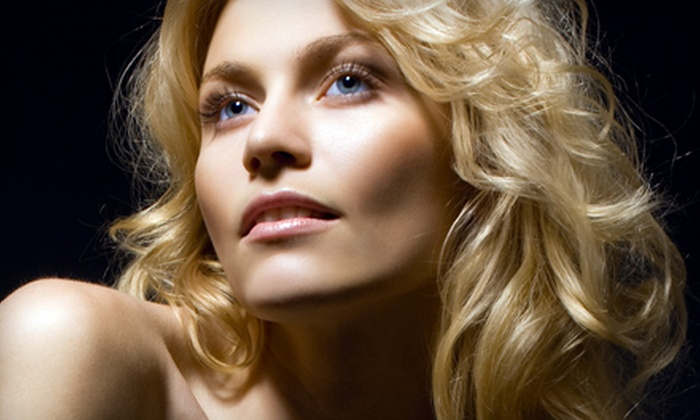 Tyson Anthony Salon - Saratoga Springs: $39 for Haircut and Color at Tyson Anthony Salon in Saratoga Springs (Up to $89 Value)