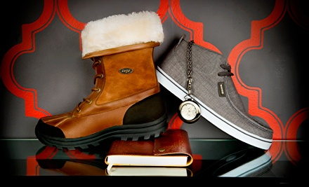 $60 Groupon to Lugz.com - Lugz.com in Vacaville