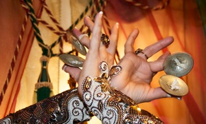 Agni Belly Dancing: One or Three Belly Dancing Classes at Agni Belly Dancing (Up to 67% Off)