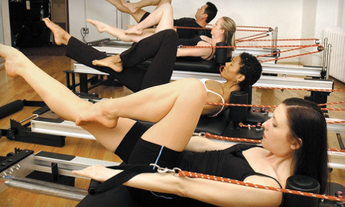 IM=X Pilates Studio NYC - Midtown South Central: $50 Toward Pilates and Fitness Classes