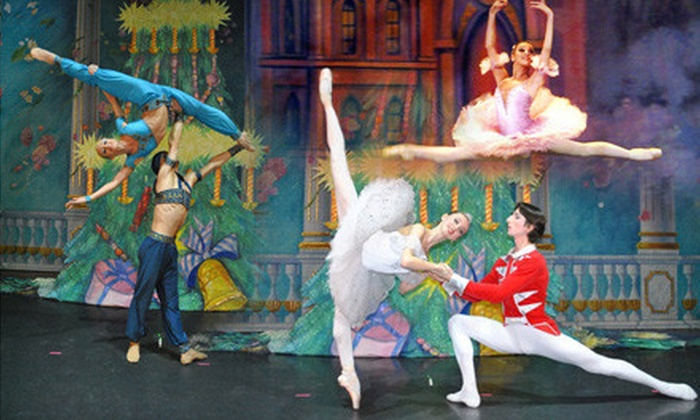 """""""Moscow Ballet's Great Russian Nutcracker"""" - Comerica Theatre: One Ticket to """"Moscow Ballet's Great Russian Nutcracker"""" at Comerica Theatre on December 20 (Up to $60.60 Value)"""