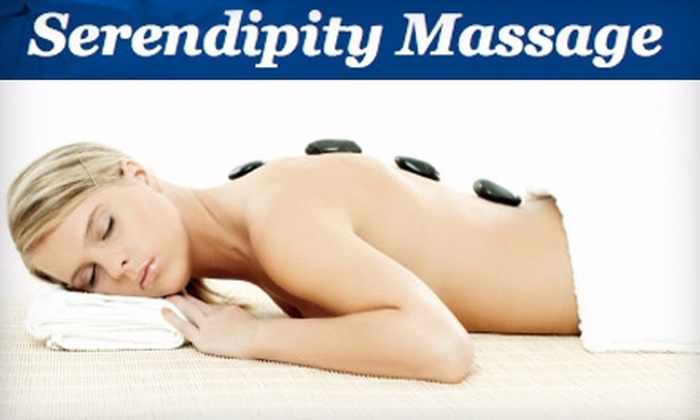 Serendipity Massage - Fort Mill: $44 for 90-Minute Hot-Stone Therapy Treatment at Serendipity Massage in Fort Mill ($100 Value)