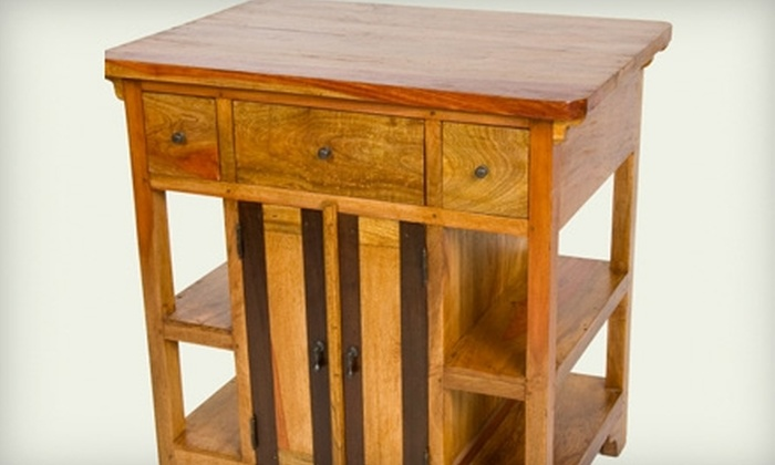 ECOpdx - Eliot: $75 for $150 Toward Sustainable Hardwood Furniture at ECOpdx