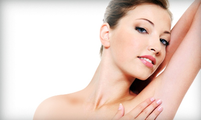Blush Beauty Spa - West Village: $99 for Six Laser Hair-Removal Treatments at Blush Beauty Spa (Up to $885 Value)
