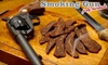 $6 for Jerky at Smoking Gun Jerky