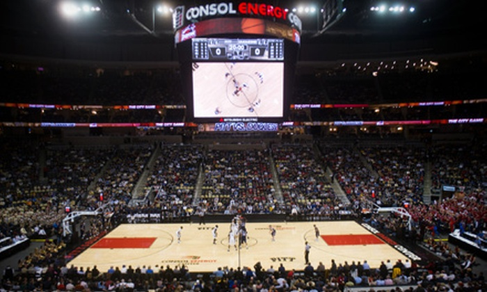 The City Game presented by Baierl Kia - Pittsburgh: One Ticket to See the Pittsburgh Panthers Versus the Duquesne Dukes at Consol Energy Center on November 30 at 7 p.m. (Up to $24.95 Value)
