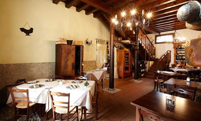 Al Cenacolo - Pordenone: Menu con grigliata mista di carne e vino al ristorante Al Cenacolo da 22,99 €