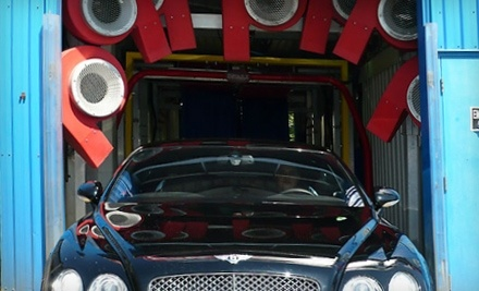 The Clean Machine at 858 Westwood St. in Coquitlam - Detailz Auto Spa & The Clean Machine in Coquitlam