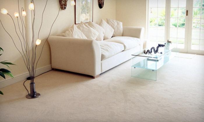 Corder Carpet Care - Upland: One or Three Carpet Cleanings for Three Areas from Corder Carpet Care