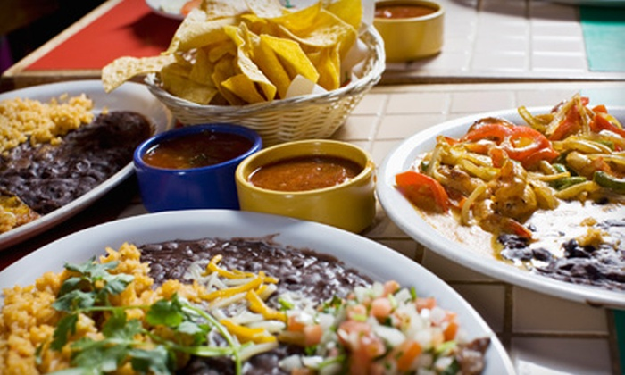 Casa Tequila Authentic Mexican Grill - Tiffin: $30 Mexican Dinner for Two at Casa Tequila Authentic Mexican Grill in Tiffin (Up to $63 Value)