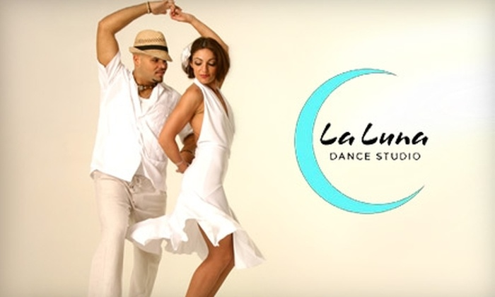 La Luna Dance Studio - Bensalem: One-Month Bronze, Silver, Gold, or Platinum Membership to La Luna Dance Studio in Bensalem (Up to $219 Value). Choose from Four Options.